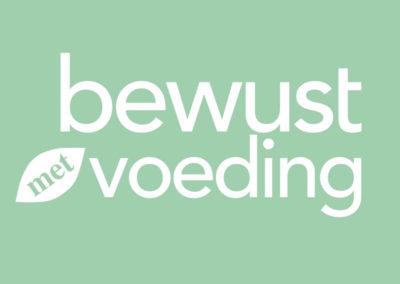Bewust met voeding logo